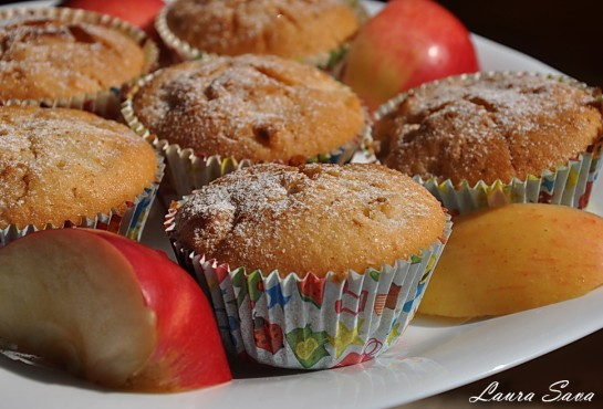 Briose cu mere