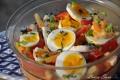 Salata de legume cu oua