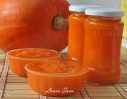 Marmelada de dovleac