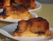 Tort de mere cu zahar ars