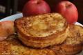 Sandviciuri cu mere si scortisoara