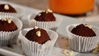 Trufe de ciocolata neagra cu avocado