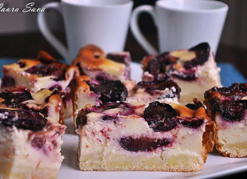Cheesecake cu prune_01