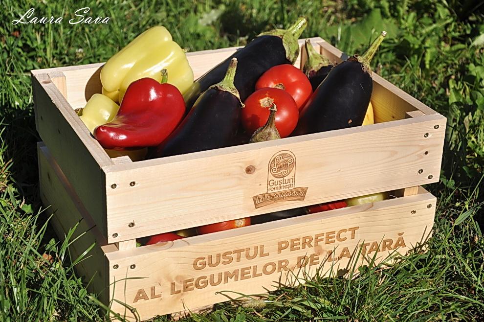 Ladita legume-Gusturi romanesti de la gospodari