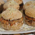 Hamburgeri de ciuperci