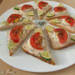 Sandwichuri cu somon
