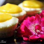 Mini Cheesecake fara coacere cu lemon curd