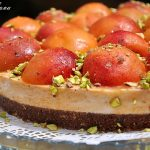 Cheesecake cu caise