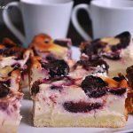 Cheesecake cu prune