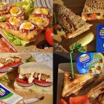Sandvis fest-o campanie cu sandvisuri delicioase