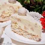 Cheesecake Raffaello inghetat